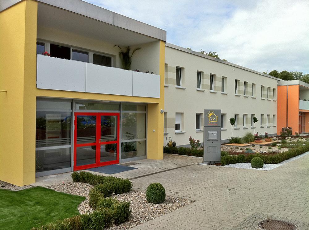 Wohnungsgenossenschaft Frankfurt (Oder) Süd eG - Verwaltungssitz